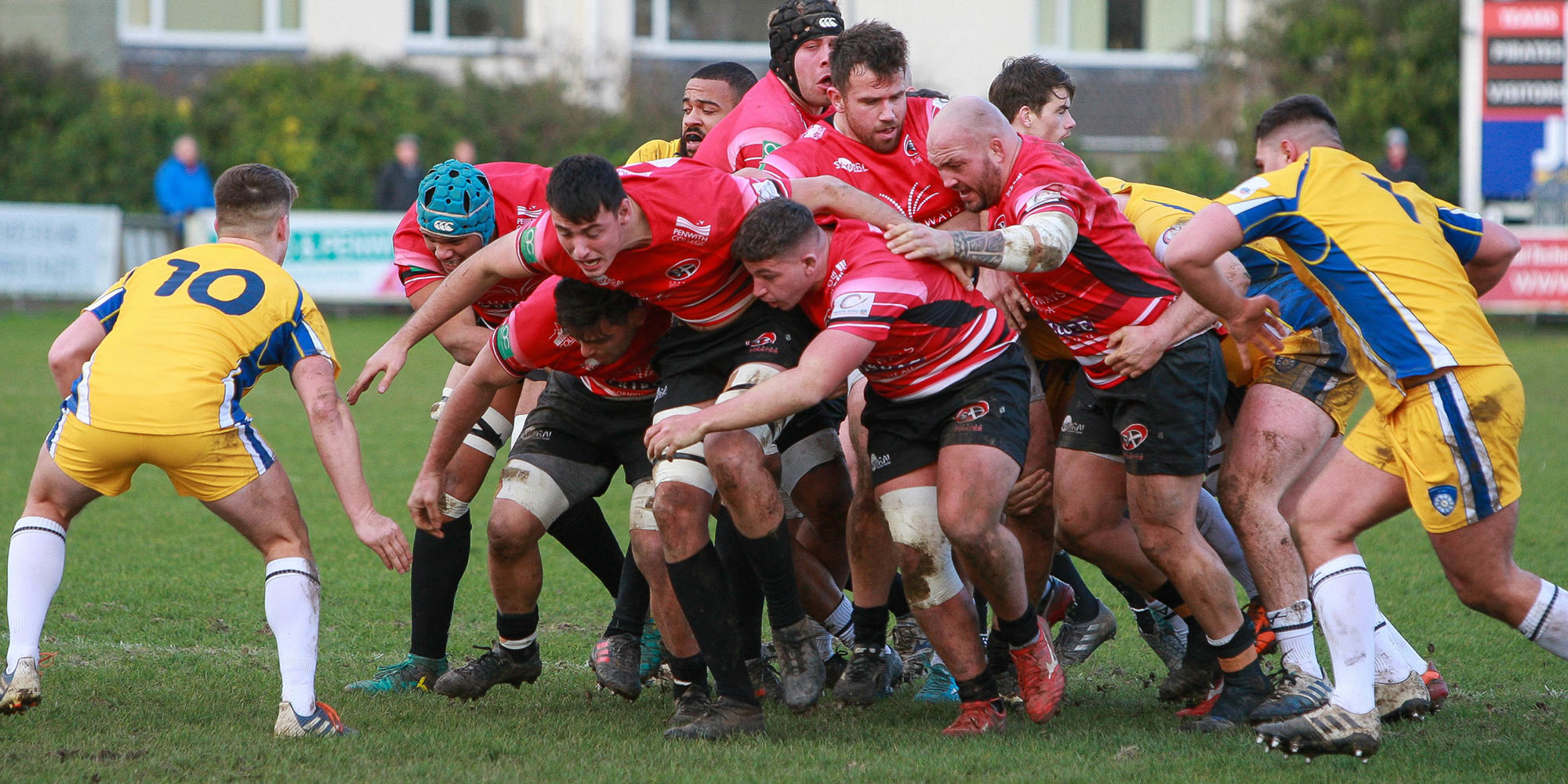 Cornish Pirates Wordpress Website Design Filler Image