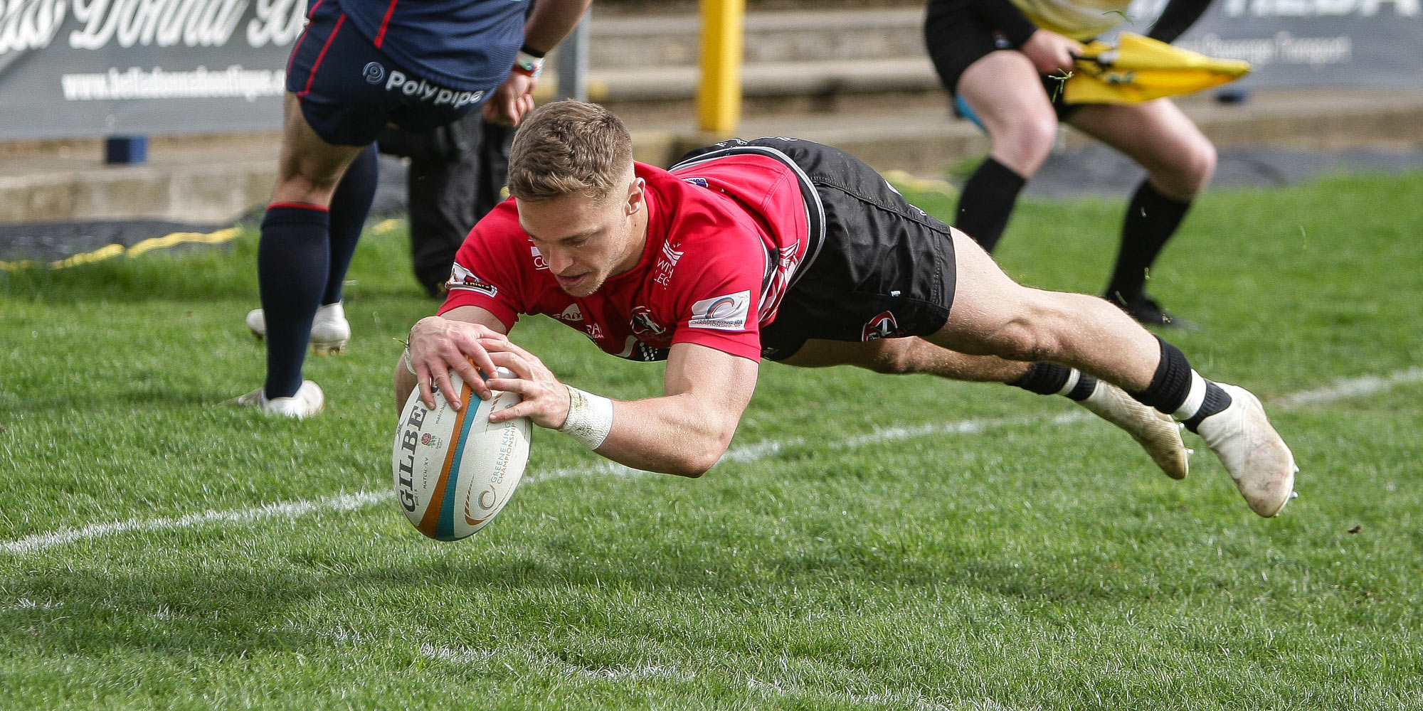 Cornish Pirates Wordpress Website Design Banner Image