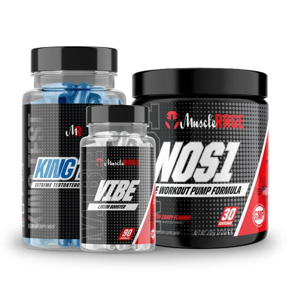 Muscle Rage Products
