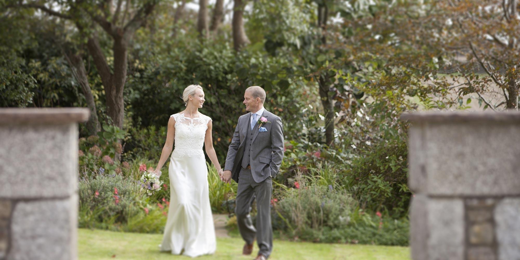 Tregoose Weddings Wordpress Website Design Banner