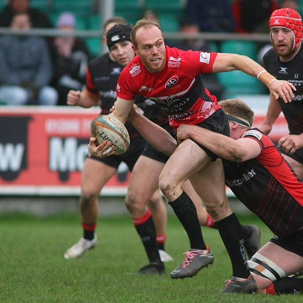 Cornish Pirates Website Design Featured Image
