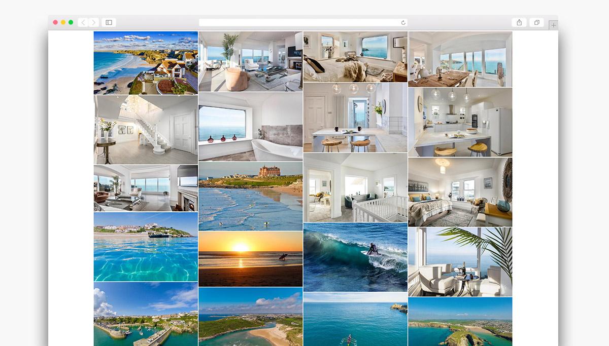 Rohrs & Rowe Wordpress Website Gallery Design