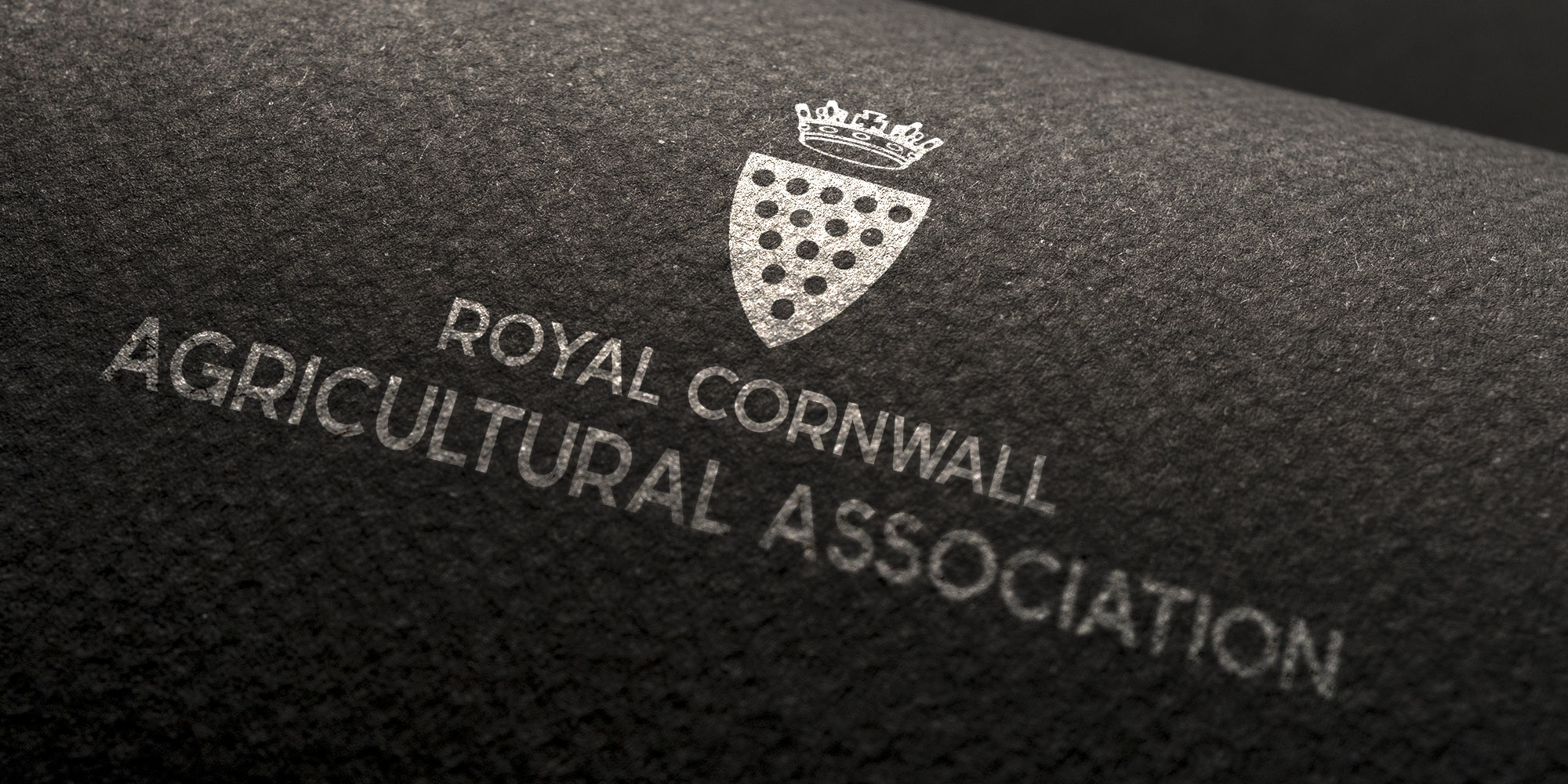 Royal Cornwall Show Logo Design