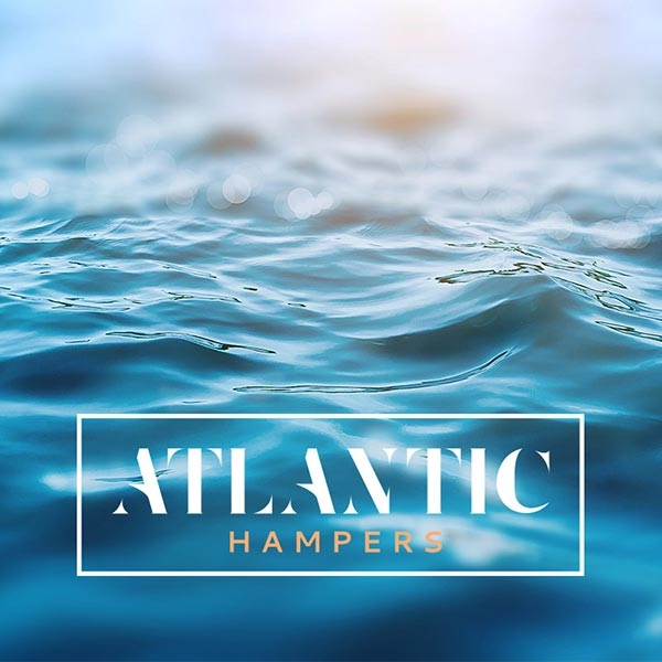Atlantic Hampers Logo Design Featured Image
