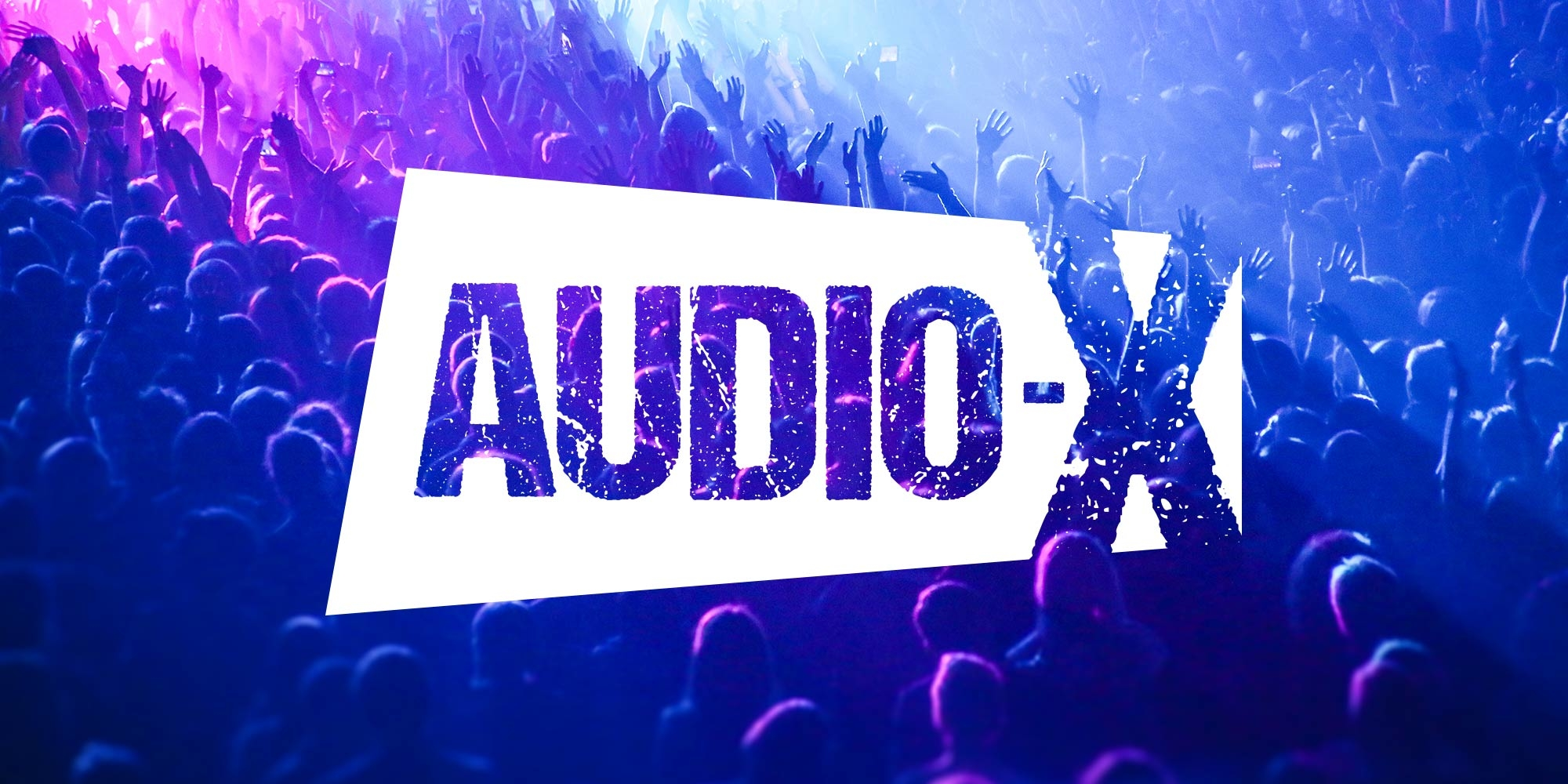 Audio-X Logo Design