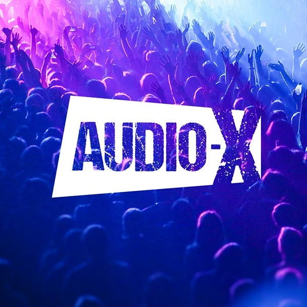 Audio-X Logo Design Featured Image