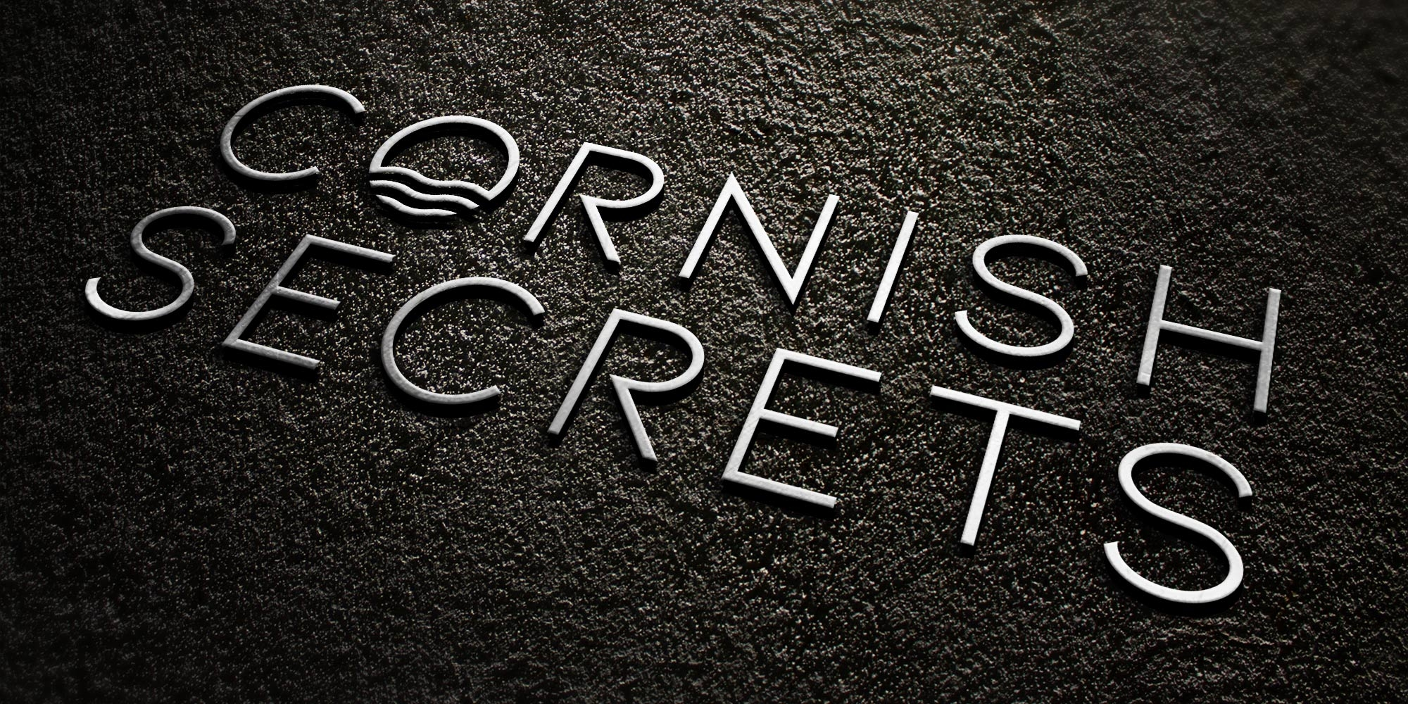 Cornish Secrets Logo Design