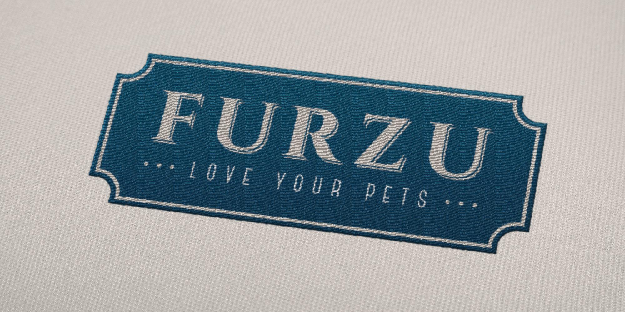 Furzu Logo Design on Uniform