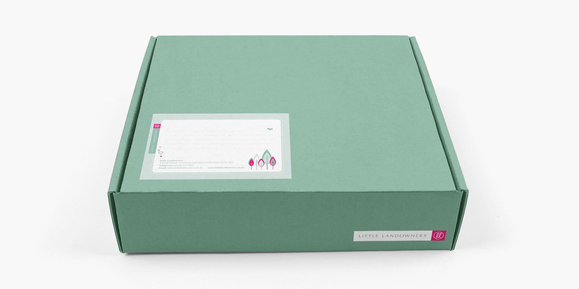 Little Landowners Packaging Design