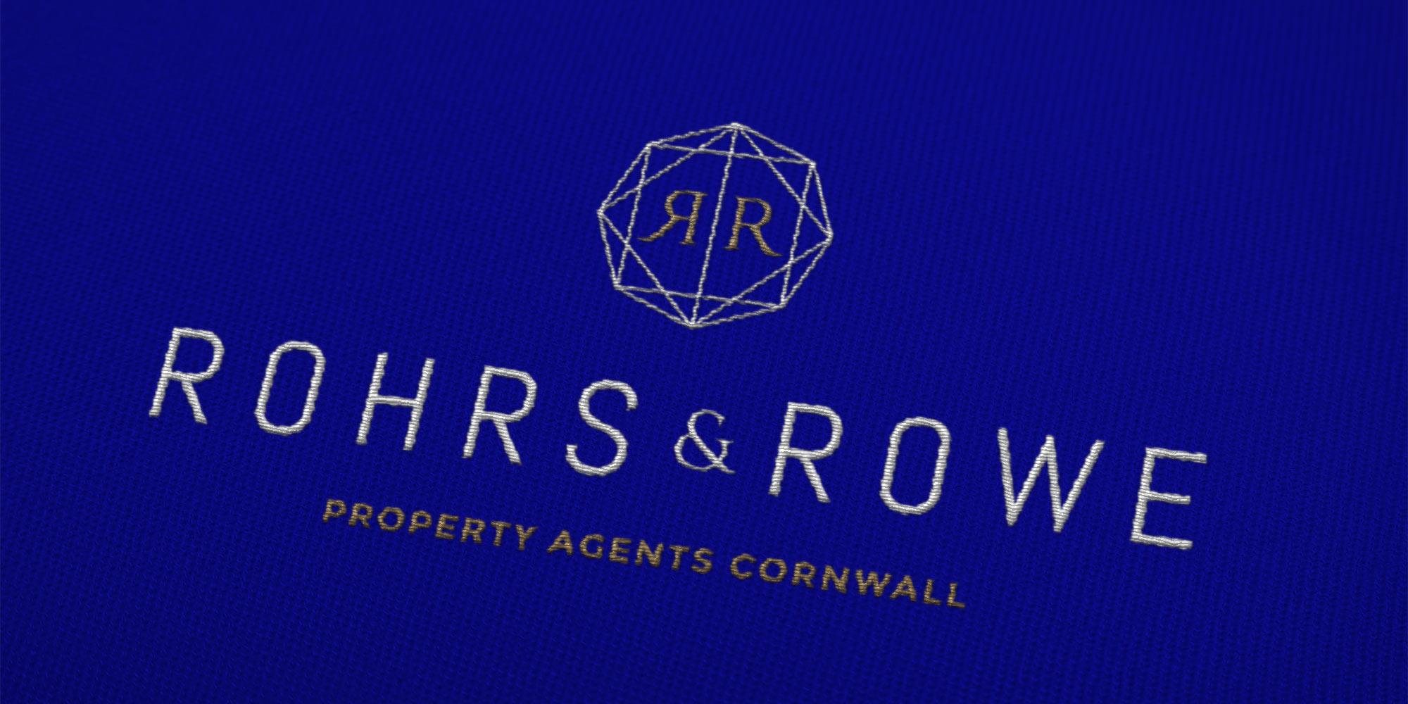 Rohrs & Rowe Logo Design