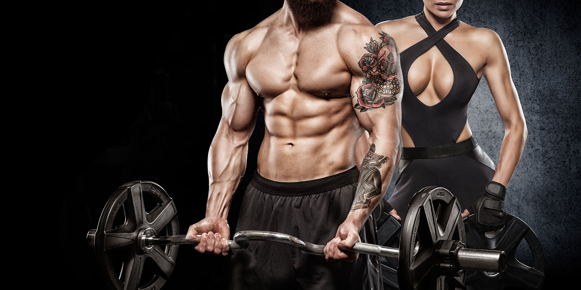 Featured Muscle Rage Project Banner