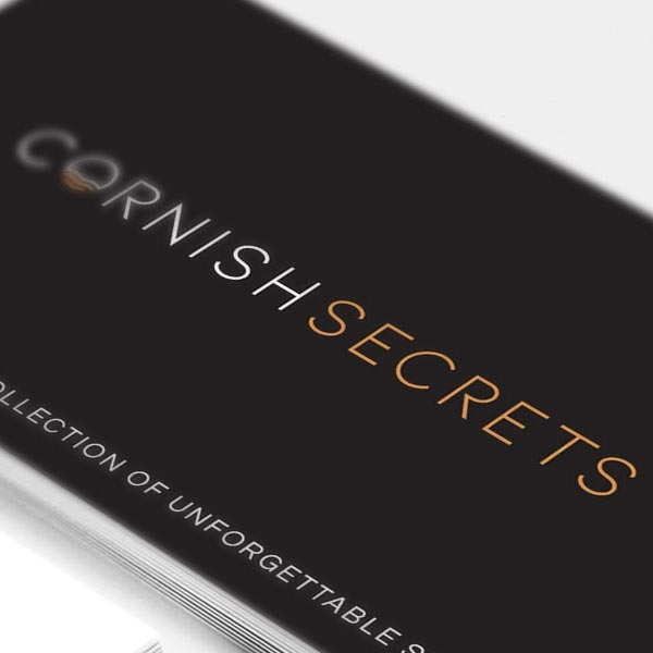 Cornish Secrets Print Design Featured Image