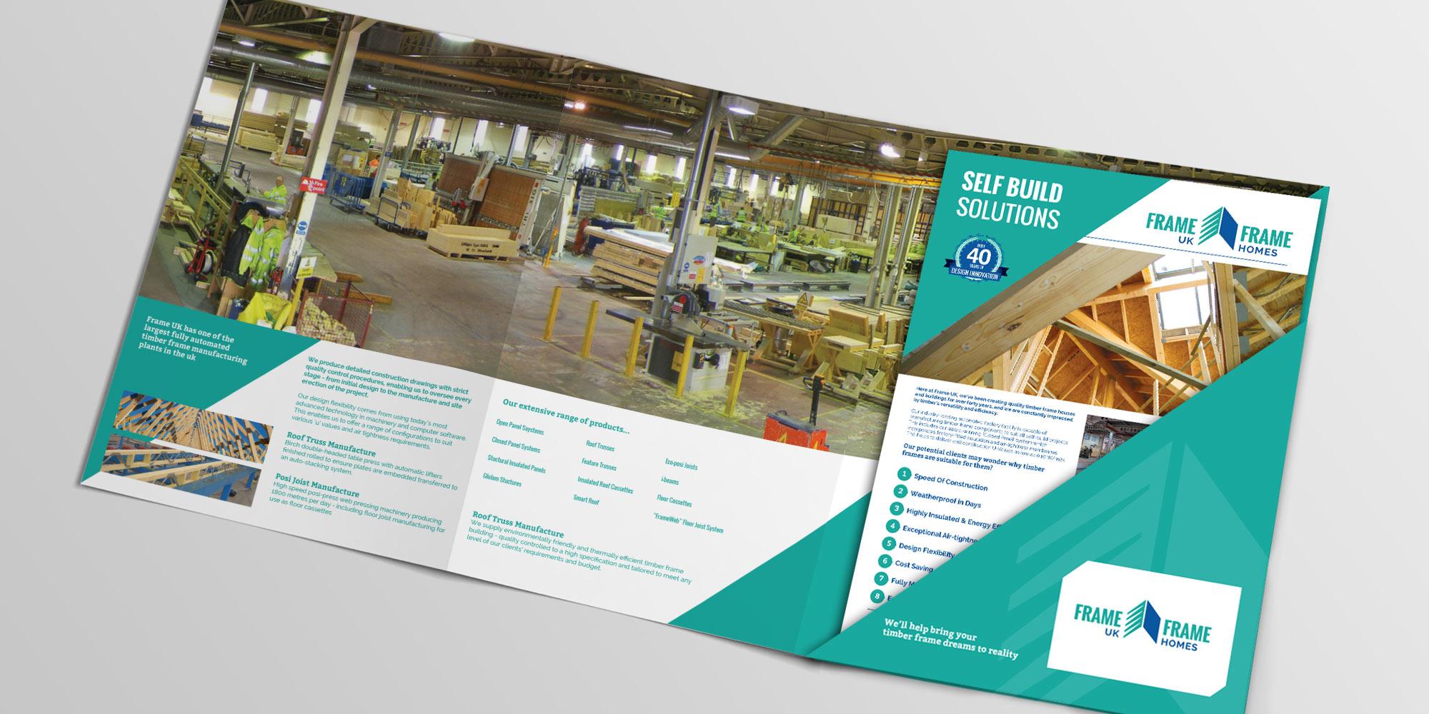 Frame UK Folder Design