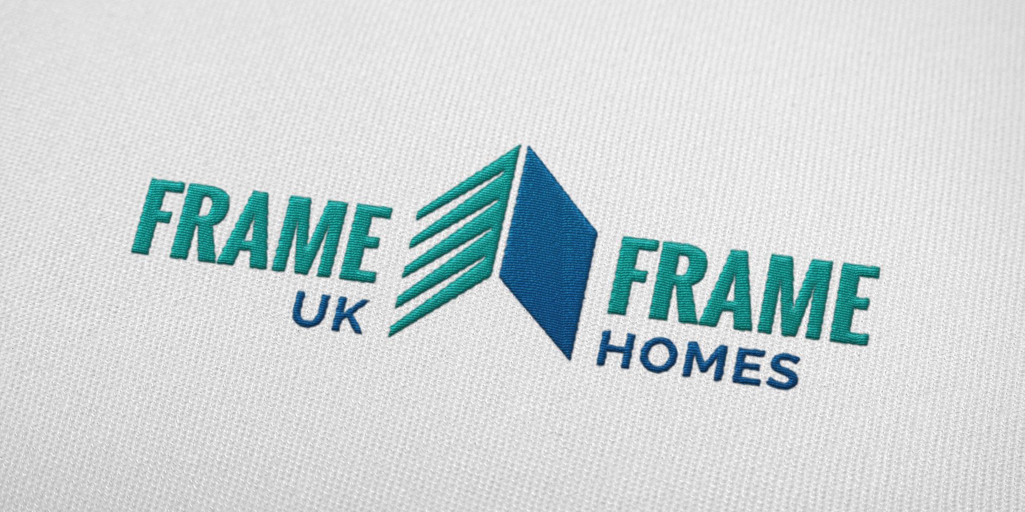 Frame UK Logo Design