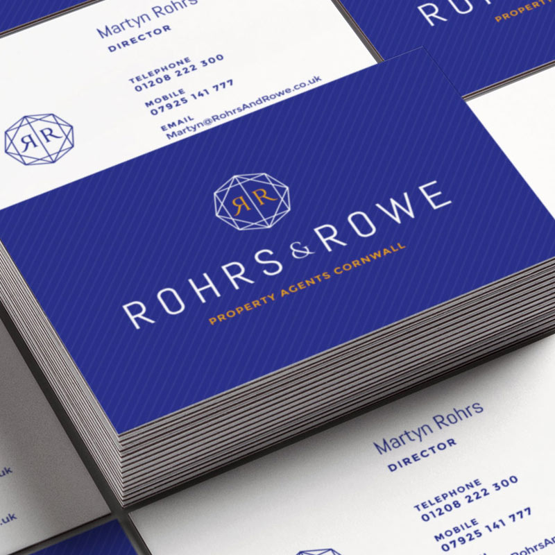 Rohrs & Rowe Print Design Featured Image