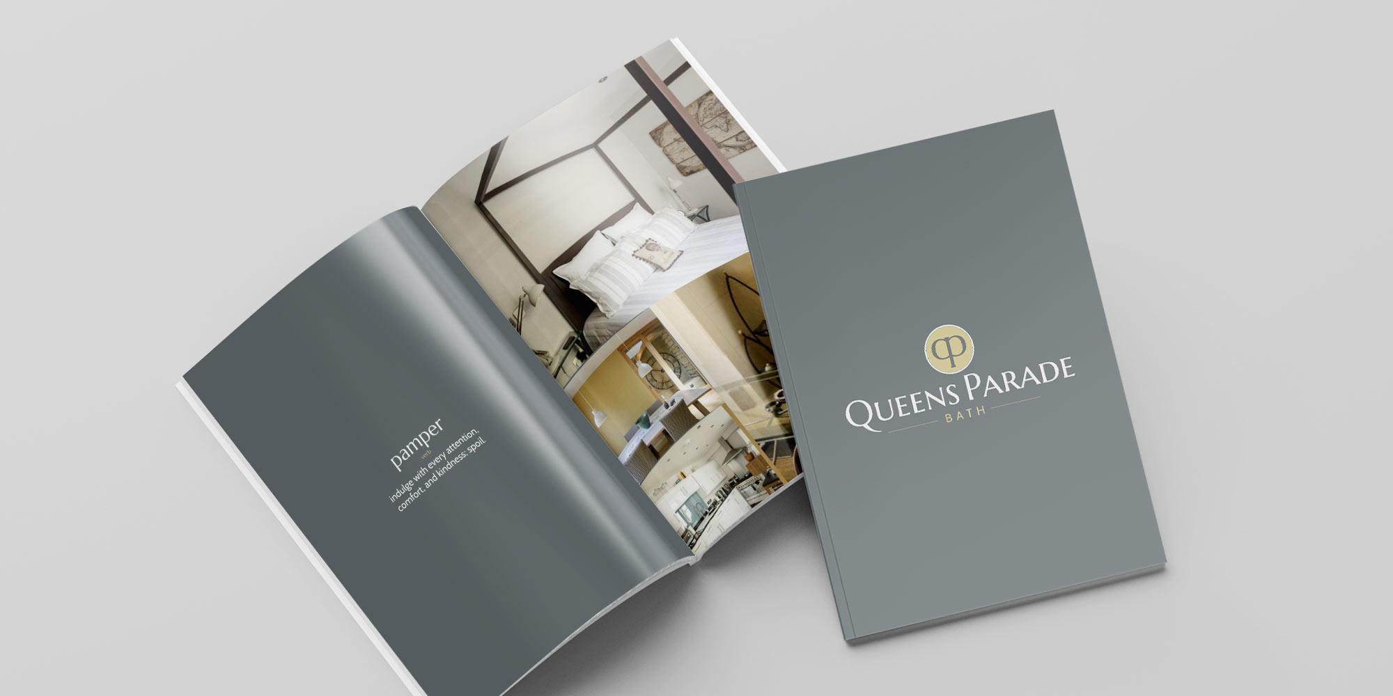 Salcombe Trading Print Design Brochure