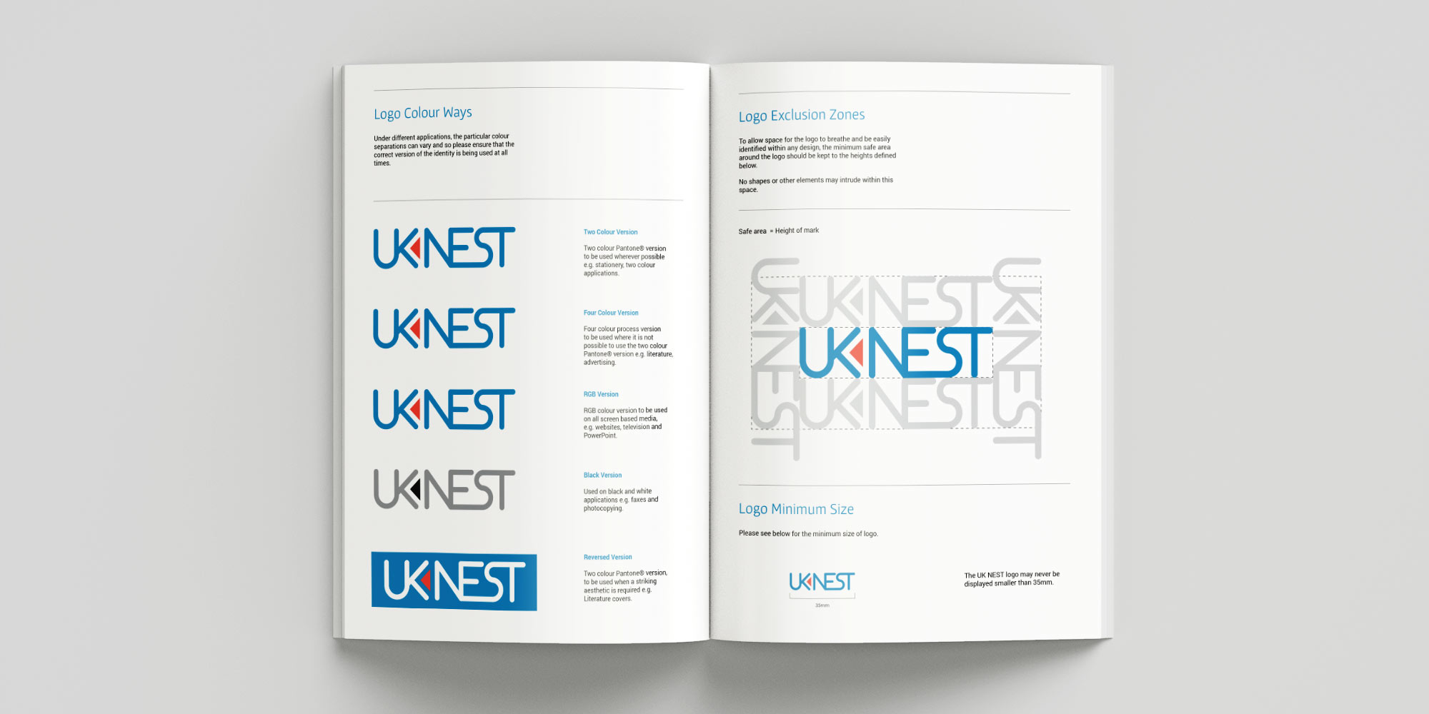 UK Nest Brand Guidelines Design