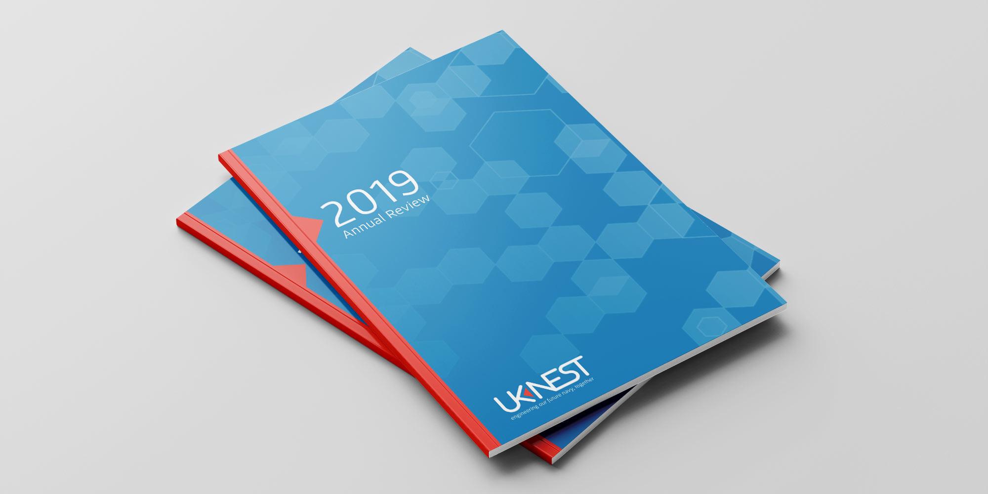 UK Nest Print Design Annual Report