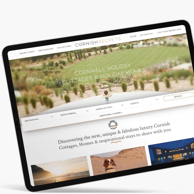 Website Design in Cornwall