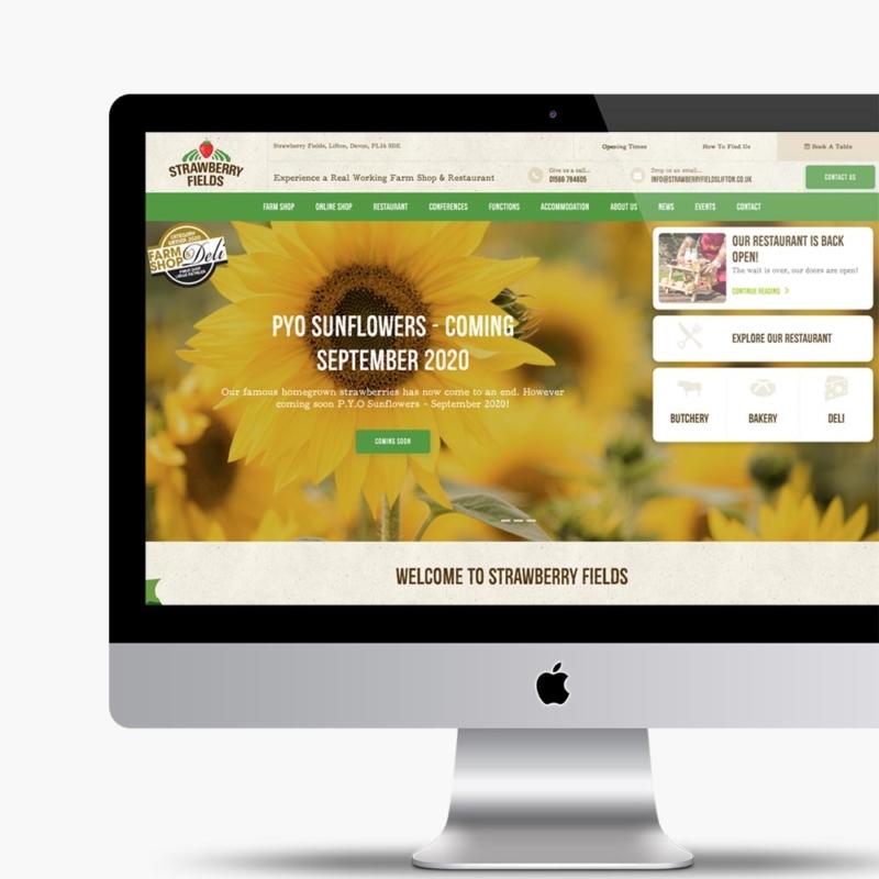 Wordpress Cornwall with Cape Creative