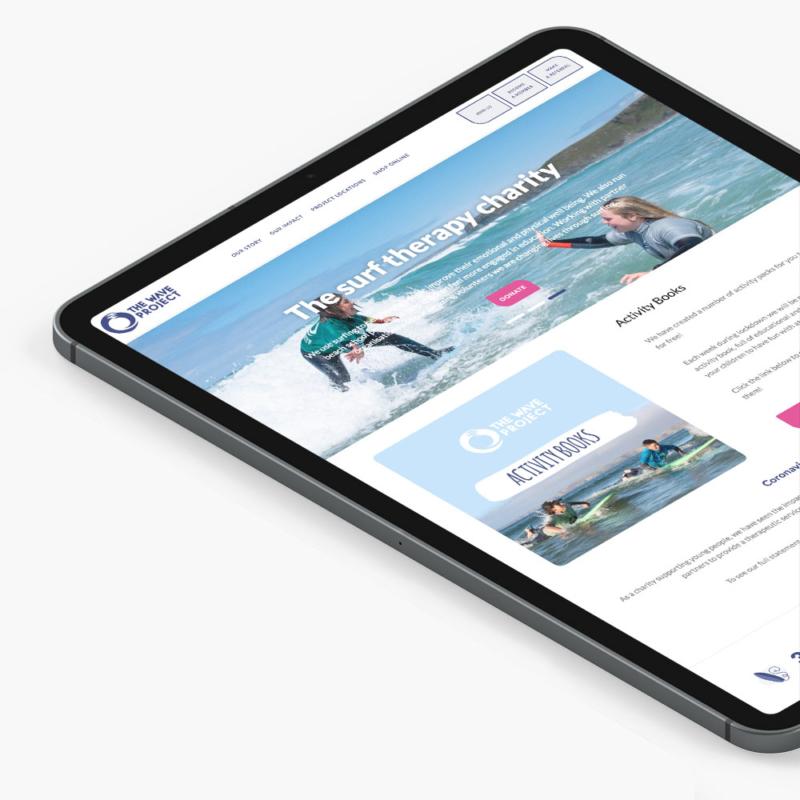 Web Design In Newquay with Cape Creative
